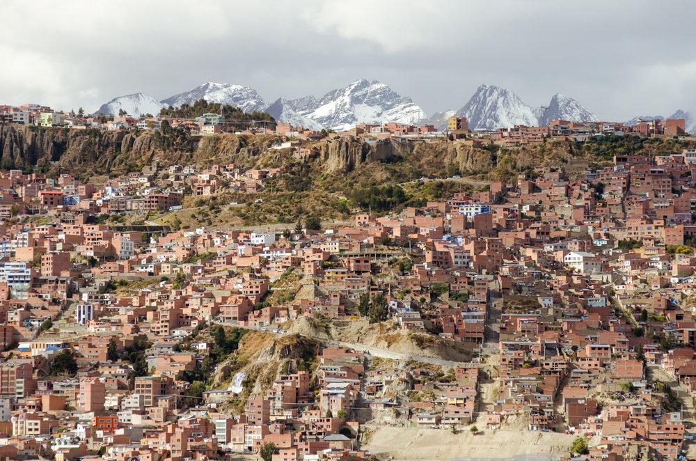 La Paz/Bolivia