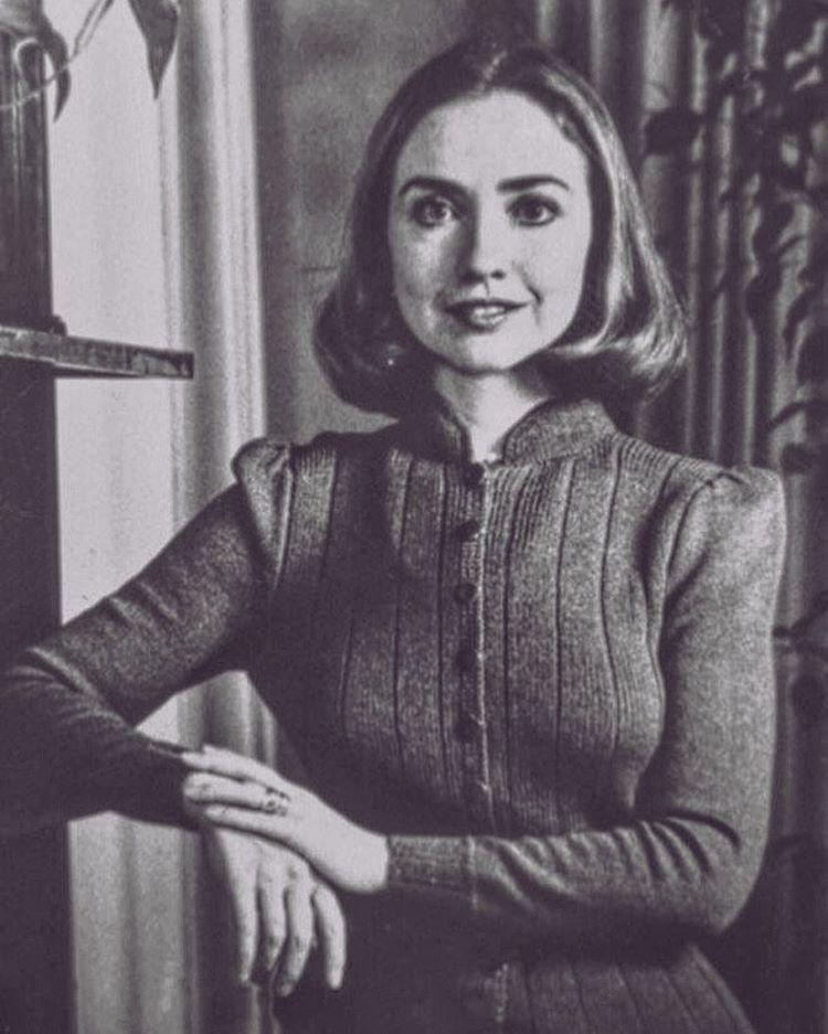 Hillary Diane Rodham   😔