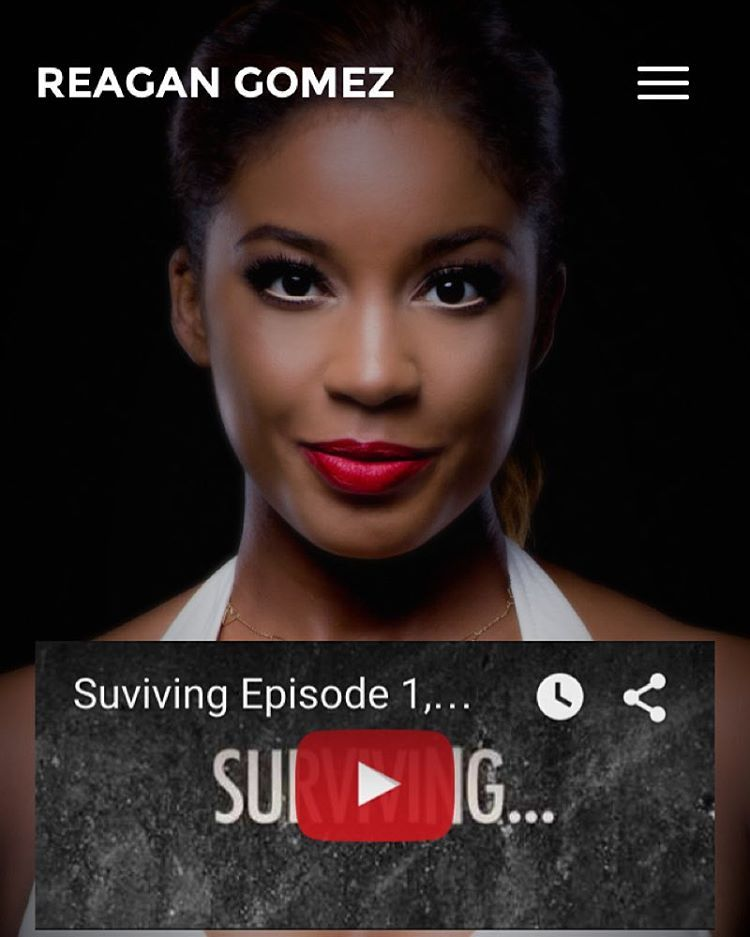 blackgirlstalking :      reagangomez :   Ep 1 of my #webseries, #Surviving is NOW available on my website, ReaganGomez.com. The link is in my bio! Watch for info on season 1 at the end of the episode. Like, Subscribe, Share & Donate!!! #Surviving #SciFiWebseries #BlackWomenInSciFi #WomenContentCreators   We are so excited to hear it, Reagan!  Check out Reagan's new webseries here! And when you're done check out our awesome chats with Reagan below where she talks about her new webseries #Surviving, being a Black woman in Hollywood, and how to make boss moves in general!   Episode 35:Reagan Gomez, All Shonda Everything, and MORE    Bonus Episode 3:Inside The #Blacktor's Studio (Aurelia chats with Reagan Gomez)      @cerebralcausality   @hkbfinn