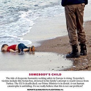 Front page of UK's #TheIndependent. The irony of #RefugeesWelcome. There is a Change.org petition if you can, add your voice after you've done some reading of your own. Make informed decisions not driven by band wagons. #AllLivesMatter