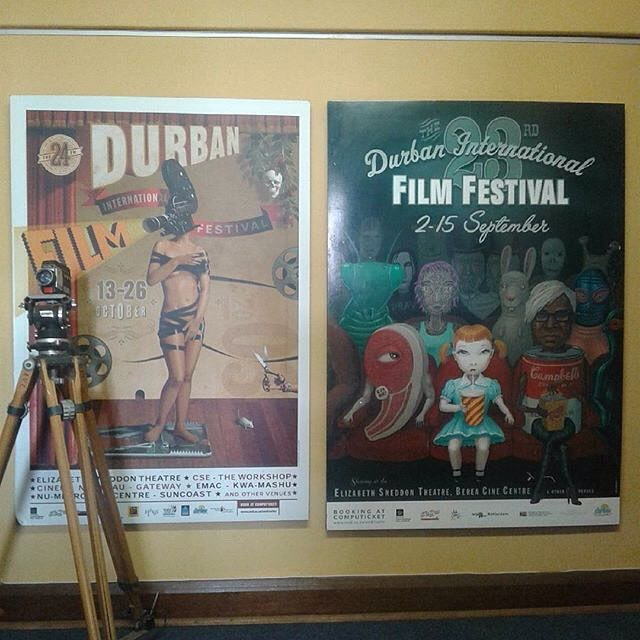 #Durban! Where I want to be right now. Where a short film I'm in, #Timothy, directed by @ejiroonobrakpor is one of the seven Nigerian films selected to feature at this year's @durbaninternationalfilmfest #DIFF2015 #Afrinolly #FordFoundation #Cinema4Change #AfrinollyCinema4Change #BrickByBrick