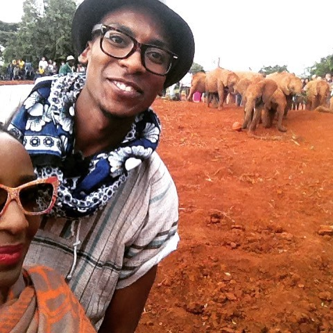 #DestinationAfrica with @iamkwamebonsu #MyDreamPackage #WakaNow #WakaNowDotCom #ELTV #MyAfrica #SummerHoliday #Kenya coming soon to #EbonylifeTV
