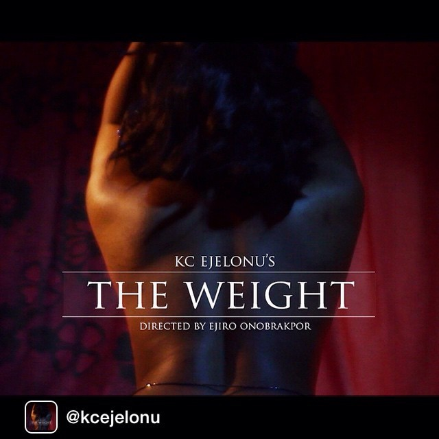 I can't wait to see @kcejelonu's new project. It's written and produced by KC, directed by @ejiroonobrakpor  I saw the trailer earlier this morning on YouTube.  🙋 I hail oh!