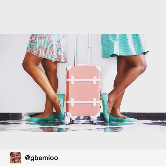 @gbemioo! The hustler's hustler. The artist formerly known as Mz411 who STILL has the 411 on everything worth knowing. Congratulations on your   @gbemisokeshoes for people with #BigFeet available now @jumiafashion @shopkonga #Gbemisoke #GbemisokeShoes 👏🏾