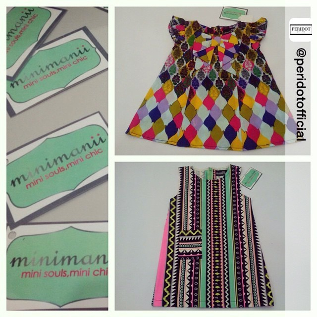 Have lil uns of your own? Spoil someone else's or just plain broody and buying for the future? You really should stop by @peridotofficial's kids line,  'Minimanii' today, Saturday May 16th 2015 from now to 6pm at the French School Fun Day - 16 Younis Bashorun Street, V/I Extension, Lagos.     The Minimanii special one day sale features beautiful clothes for the 18 month to 5 year old in your life (and heart). #Minimanii #MiniSoulsMiniChic #KidsFashion #EventsInLagos #SomethingPeridot #FunDay