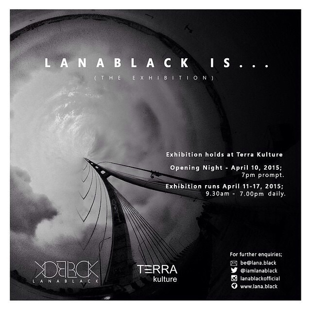 We are a day away from the grand opening! So if you looking for something to do before the Election Shutdown come to #TerraKulture this Friday from 7pm for some wine, good conversation and some fantastic works of art!!  Come, network and enjoy Nigerian Talent at its finest - @lanablackofficial exhibition 'LANABLACK is…..' #LanaBlackIs #Photography #Exhibition #TerraKulture #Black #White #Deviant #Lagos