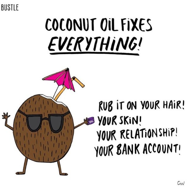 The #truth about #CoconutOil