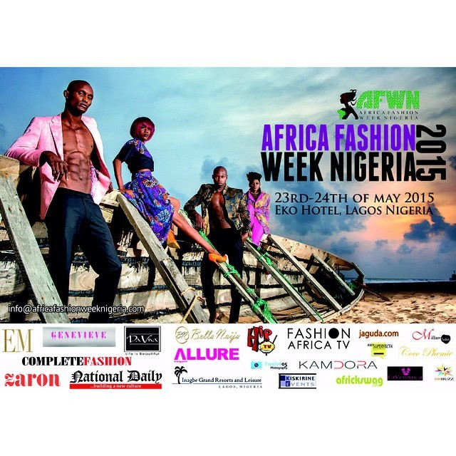#AFWN2015 is coming! 👯