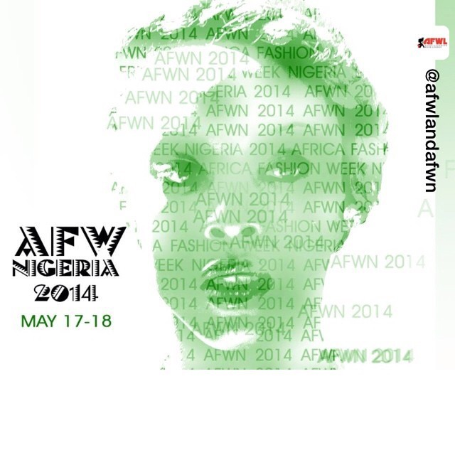 Africa Fashion Week Nigeria is coming back in May. See @afwlandafwn for more information or call 08180054430 #AFWN2015
