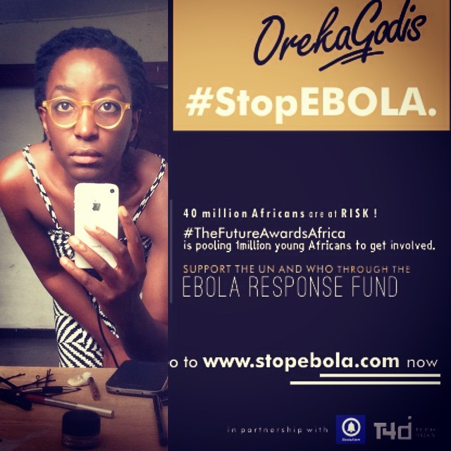Be your brother's keeper, hop on stopebola.com to help however you can. #StopEbola