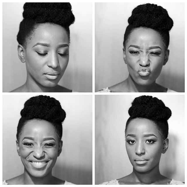 Hopefully @GbengaNelly doesn't mind me sharing these early. I love them so much, I want them as my passport photos. Surely immigration officers will allow it, no?   Makeup by @enilise, hair by @yettisho #GlobalBlack #KogiElite #OgoriBabe #writer who acts, sings (badly), presenter, producer and also an aspiring director. Jack of one trade: Storytelling.