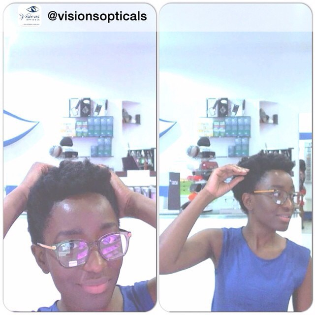 #tbt nod to this day at @visionsopticals where I was spoiled for choice & couldn't decide which frame to buy. I hear you stock @kojeyewear now too? I'm coming back!