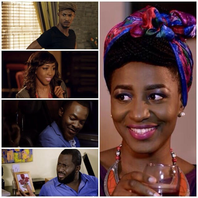 Hi #Kermit #iKnowSomethingYouDontKnow swaps tea for a glass of red.   We made a movie, glory to God, we made a movie #WhenLoveHappens   #SeyiBabatope #WerucheOpia #GideonOkeke #BeverlyNaya #OcUkeje #DesmondElliot #OrekaGodis #WeMadeaMovie #ComingSoon #Nollywood #FeatureFilm