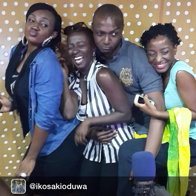 Repost from @ikosakioduwa 'I'm all For Coloured Girls. :-) '  I love it! #ForColoredGirls