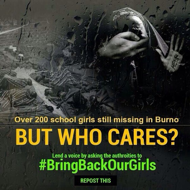 #BringBackOurGirls #WCW