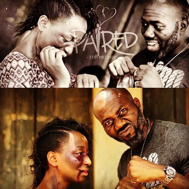 #Paired written by @ejirostunt, starring @MrBiggSplash @FemiJACOBS @theRealDakore coming soon courtesy @eboxinspiring1#Film #Love #Marriage #Abuse #Power #Sanity #Nigeria #Relationships #Africa #Forever #Divorce #Separation