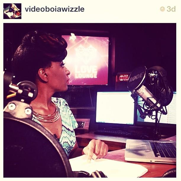 #LoveLounge Mondays 9pm on #EbonyLife TV, Saturdays 11pm on The Beat 99.9FM Lagos.