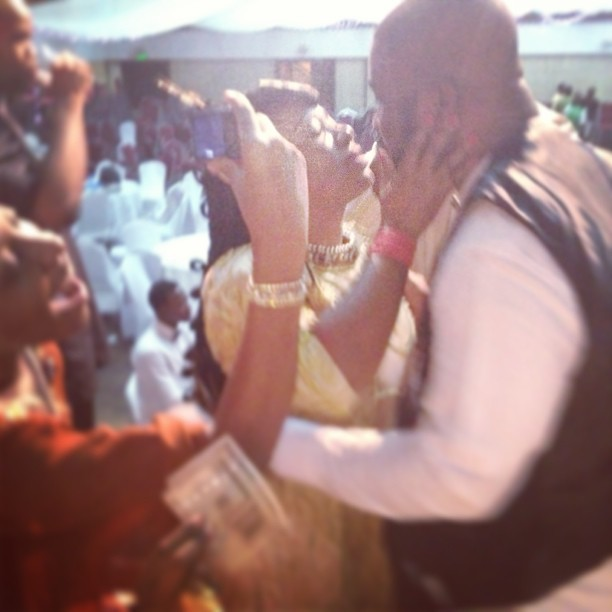 Mr & Mrs #HappilyEverAfter @enyiomeruah #Shared #Blessings