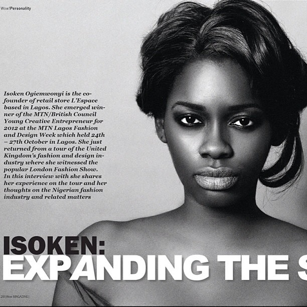Wow Feature: Isoken - Expanding The Space… ❤ The photography