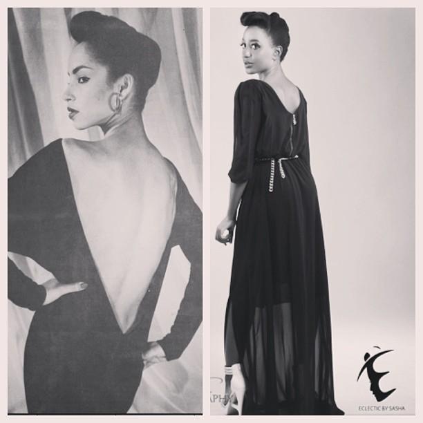 Sade Adu | Oreka Godis #EclecticBySasha