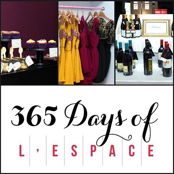 lovelespace :     #365DaysOfL'espace #ThankYou #Party #sunday #161212