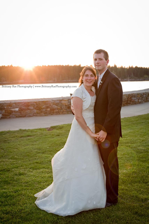 Sebasco Harbor Wedding Photographer