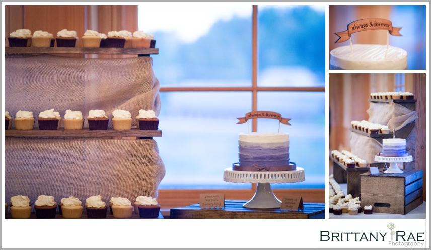 Maine Wedding Cakes - Black Bunny Bakery