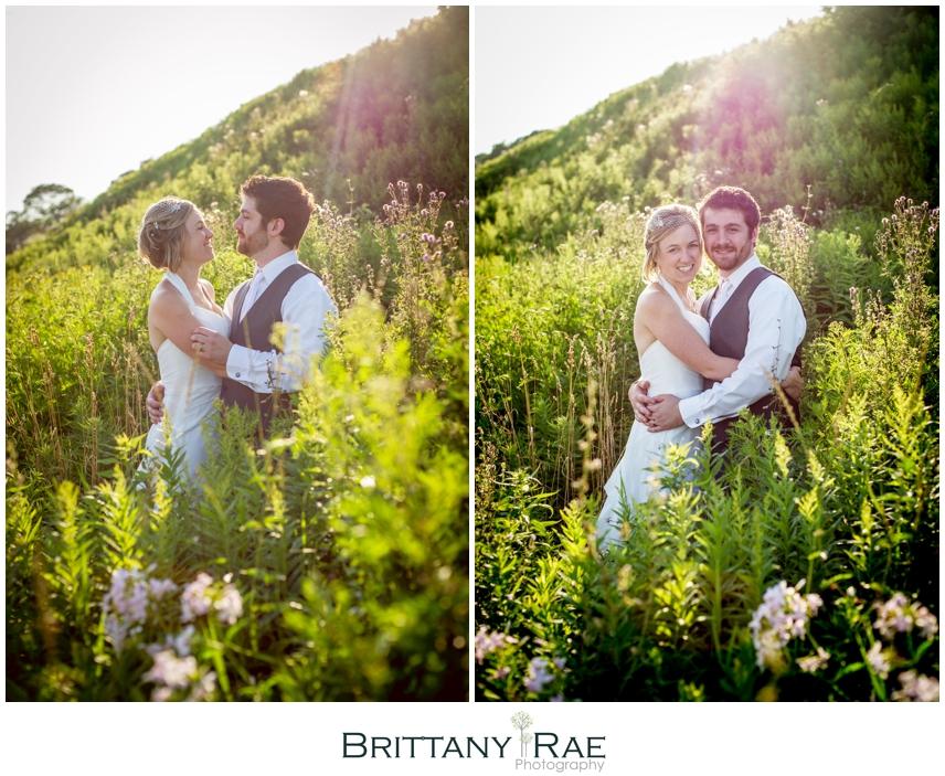 DIY Wedding at Fort Williams Cape Elizabeth - Brittany Rae Photography