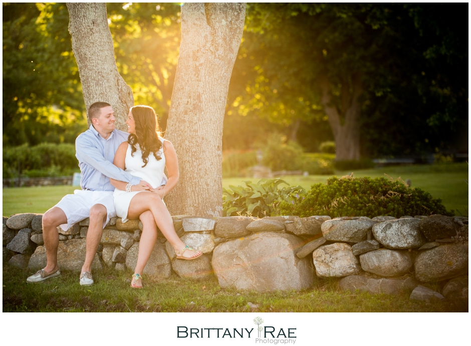 Hampton Beach Engagement Photographer Brittany Rae Photography