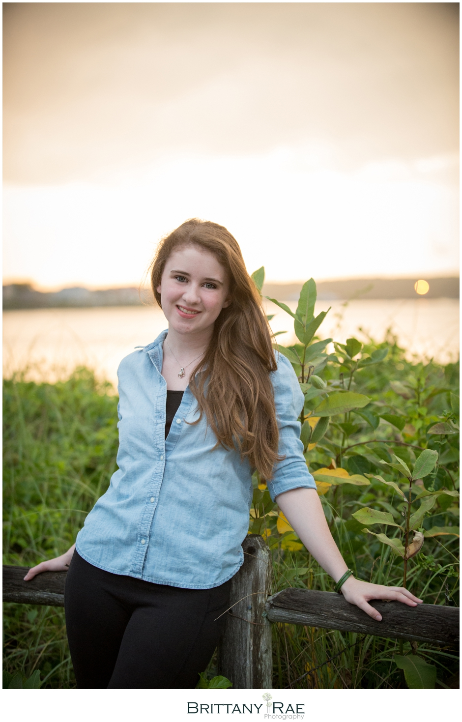 Maine High School Senior Portrait Photographer - Brittany Rae Photography