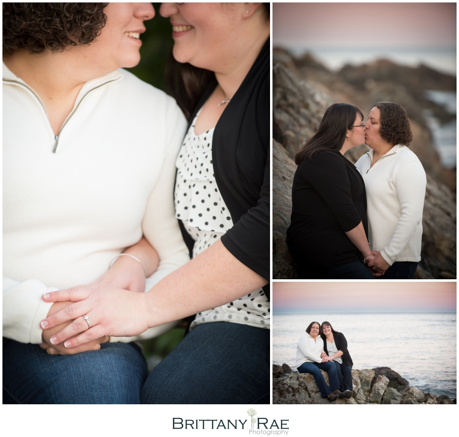 Perkins Cove Ogunquit Wedding Photographer Brittany Rae Photography