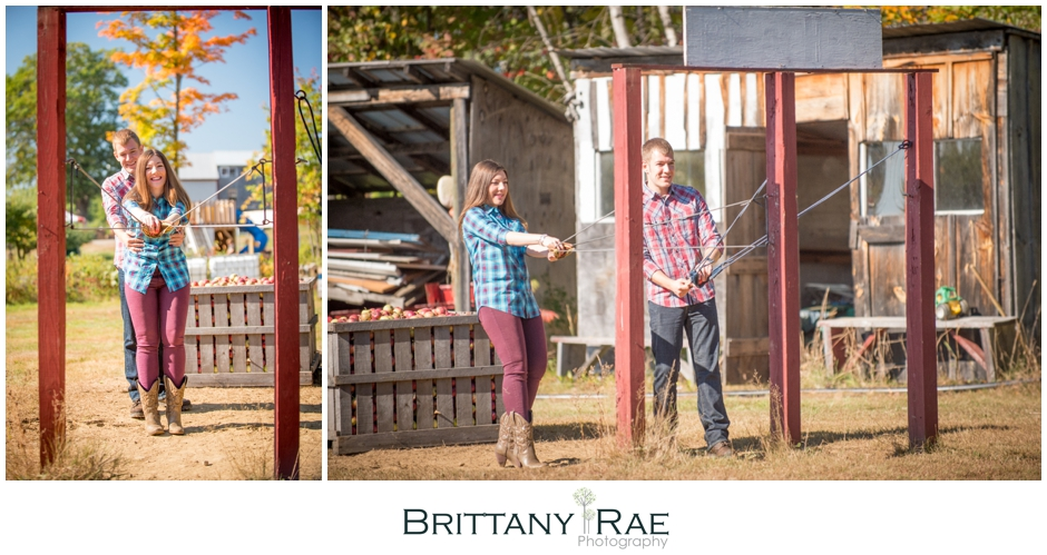 Apple Orchard Wedding Photographer Brittany Rae Photography