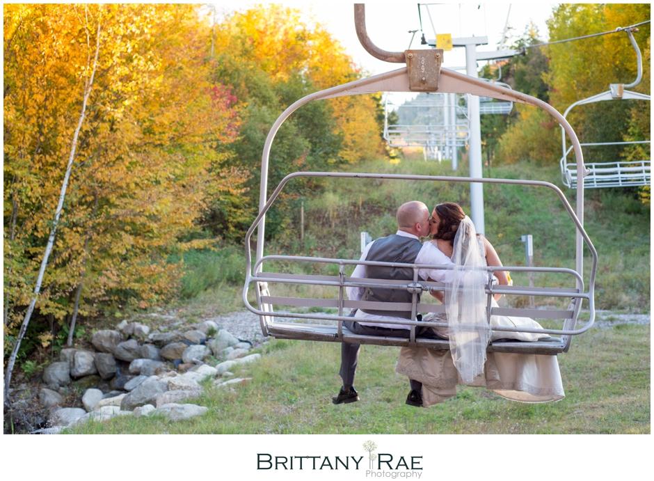 Sunday River Wedding Photographer