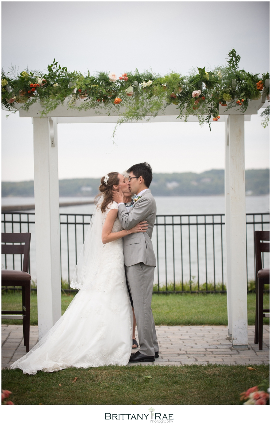 by Samoset Resort Wedding Photographer, Brittany Rae Photography