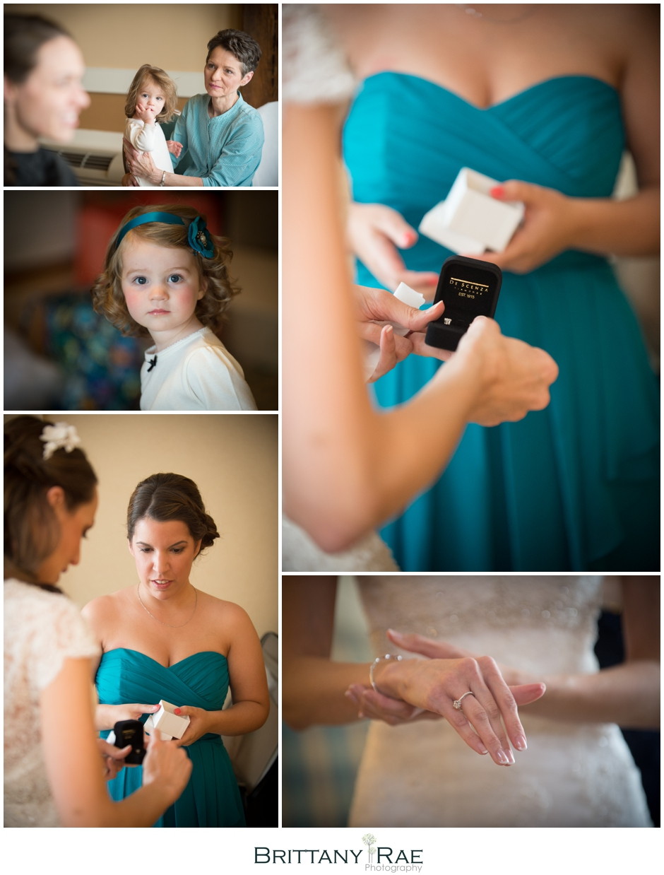 Teal wedding details, by Samoset Resort Wedding Photographer, Brittany Rae Photography