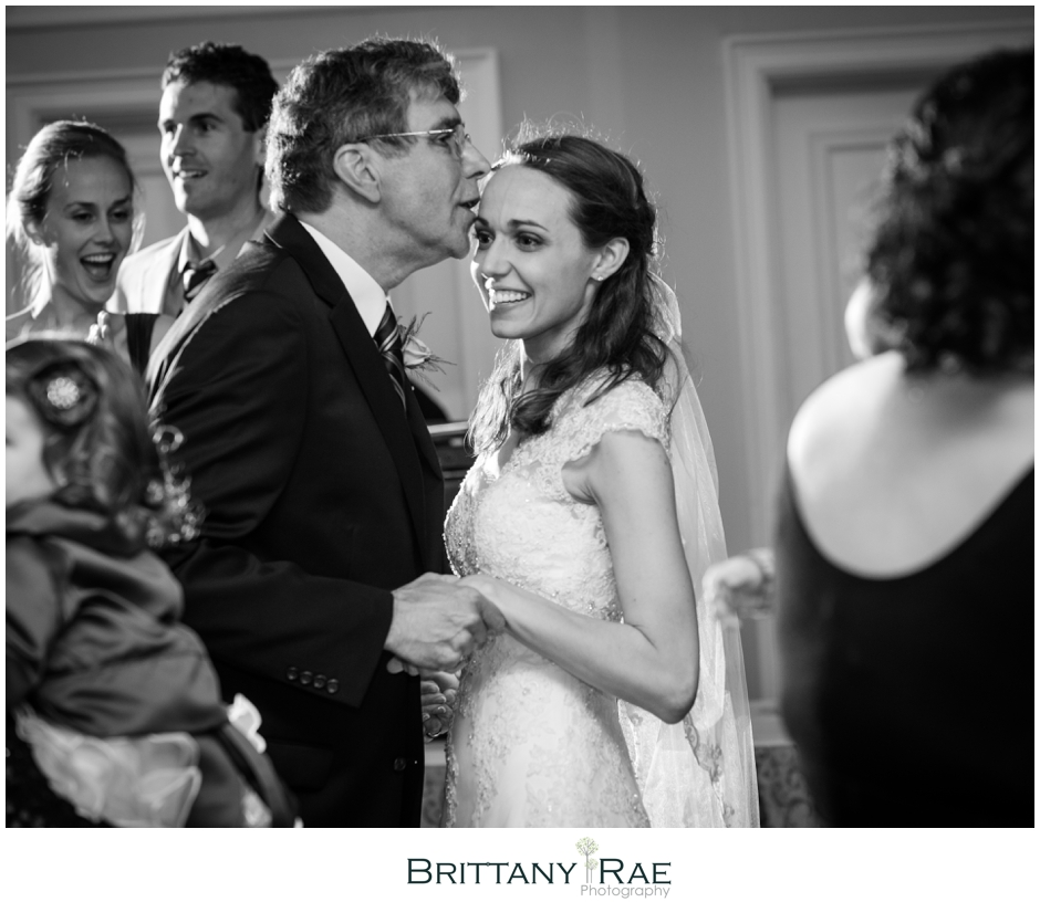 Father daughter dance by Samoset Resort Wedding Photographer, Brittany Rae Photography