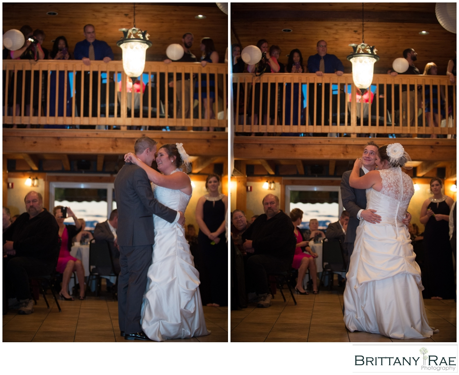 Spring Meadows Reception by Maine Wedding Photographer Brittany Rae Photography