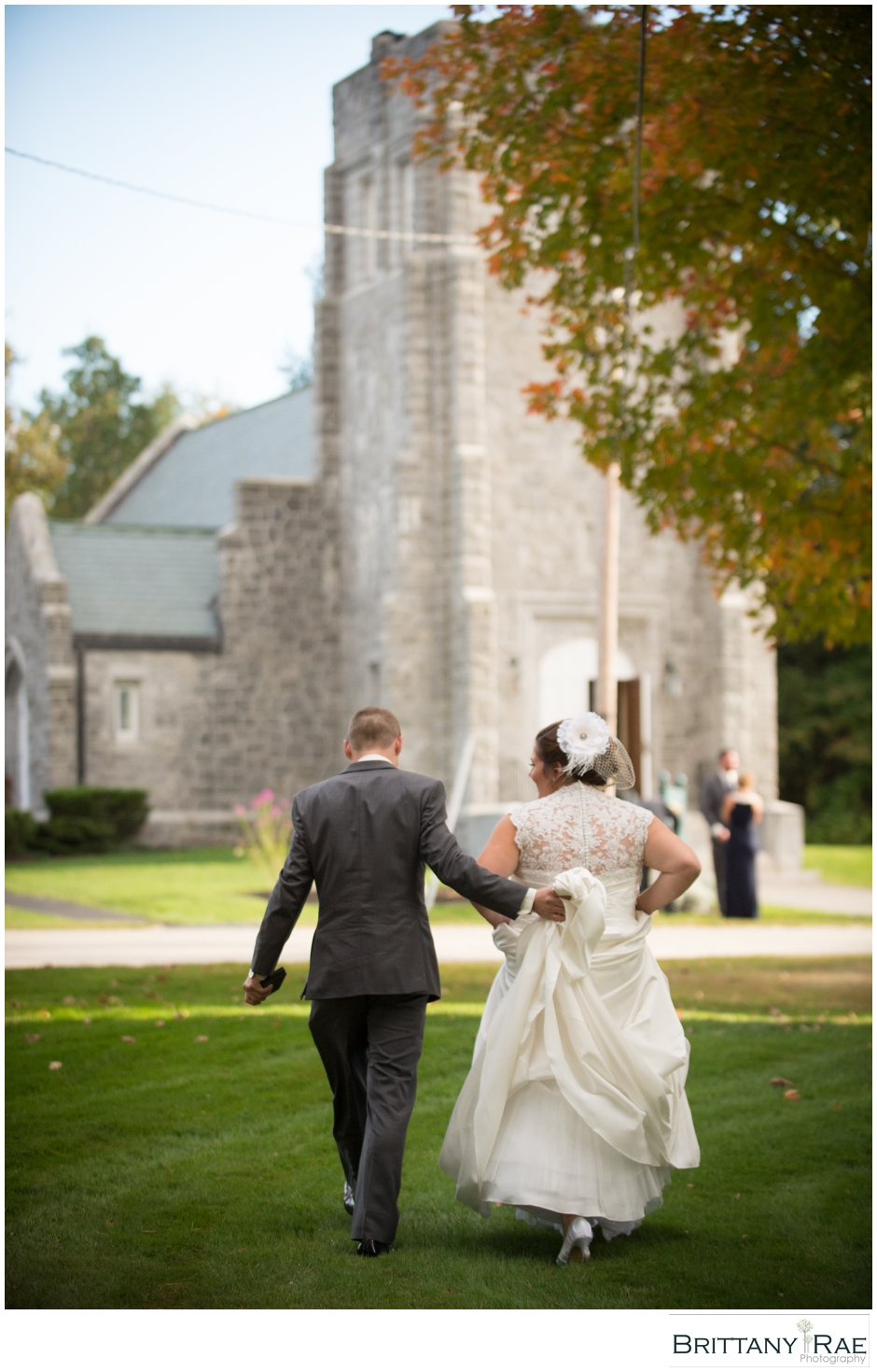 All Souls Chapel at Poland Springs Resort,by Maine Wedding Photographer Brittany Rae Photography