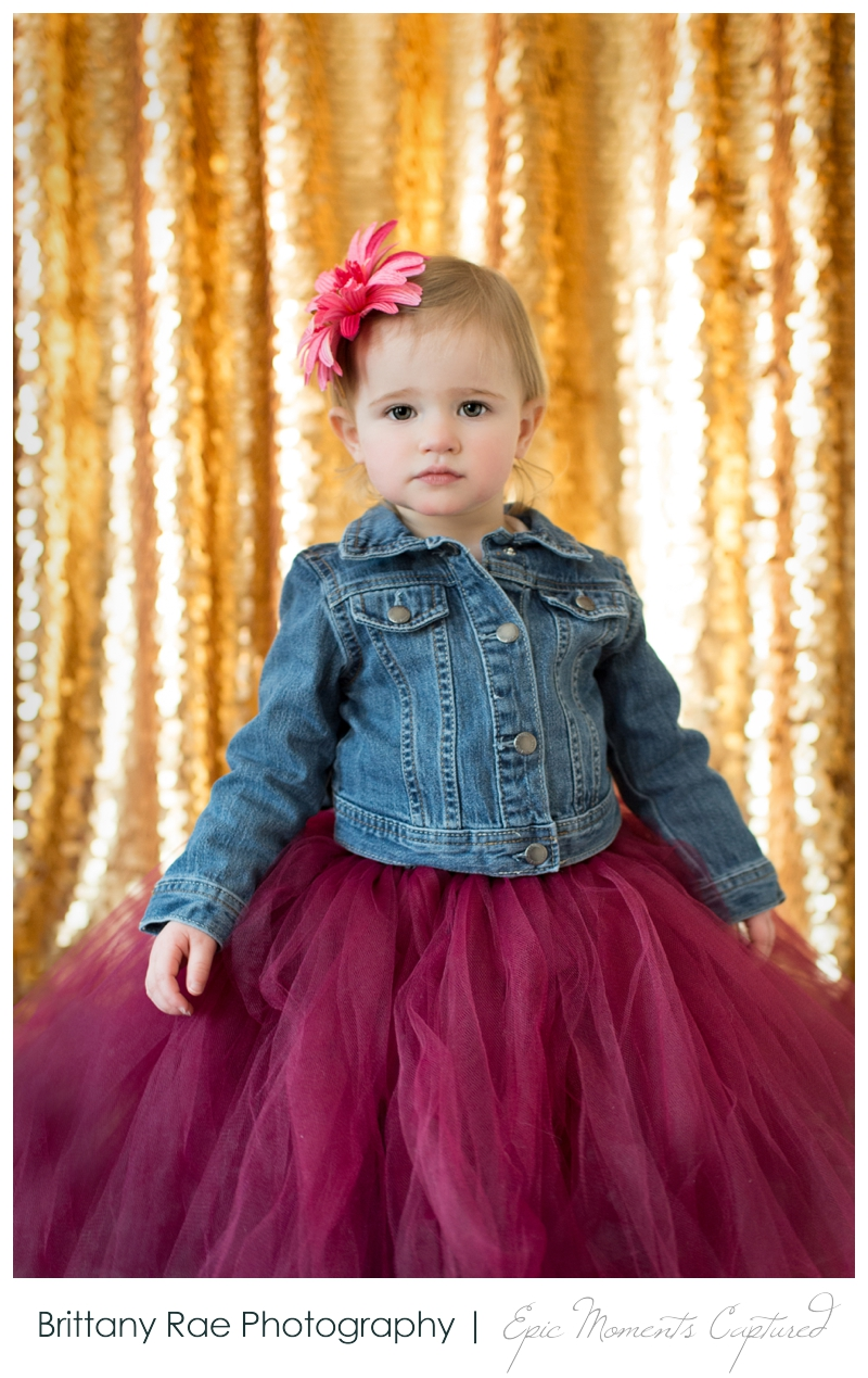 Marsala Tutu flower girl outfit by Maine Wedding Photographer, Brittany Rae Photography