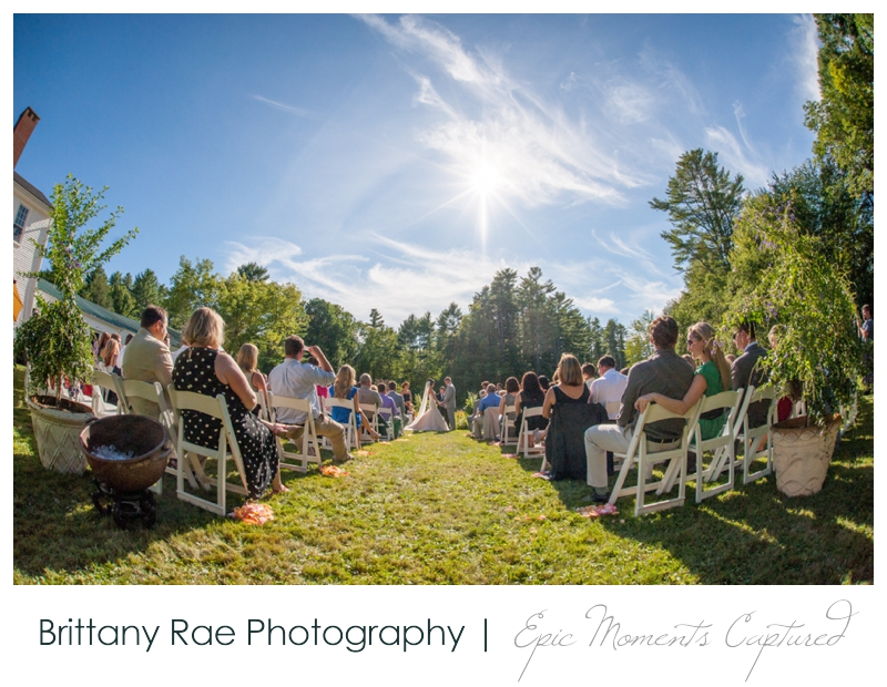 Laurie Andrews Event Design - Outdoor Maine Wedding, by Maine Wedding Photographer, Brittany Rae Photography