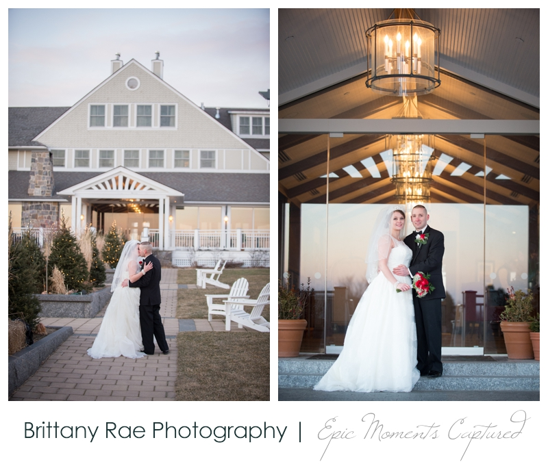 Inn By The Sea Wedding by Maine Wedding Photographer, Brittany Rae Photography