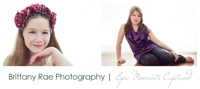 Little Ladies Childrens Glamour by Maine Portrait Photography by Brittany Rae Photography
