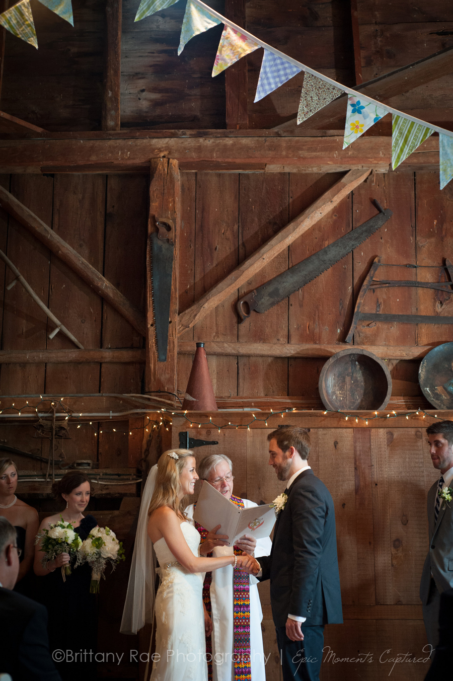 Maine Wedding Photographers at Clarks Cove Inn by Brittany Rae Photography