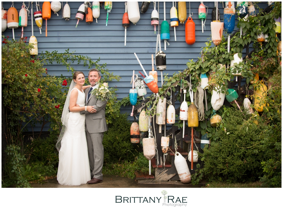Maine Wedding Photographers, Brittany Rae Photography, Rainy Wedding in Kennebunkport