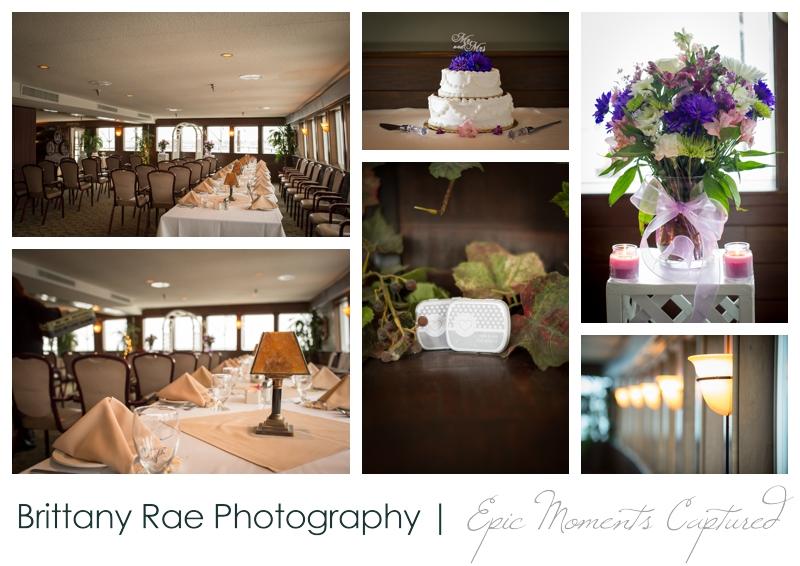 Dimillo's Floating Restaurant wedding photos - wedding venue details