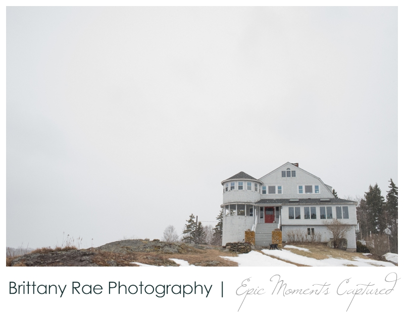 Georgetown Maine Wedding - Overlook at the Point Venue