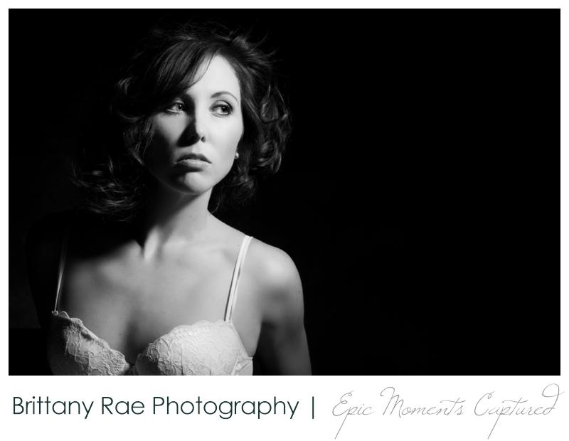 Glamour and Boudoir Scarborough Maine Photos - Black and White boudoir