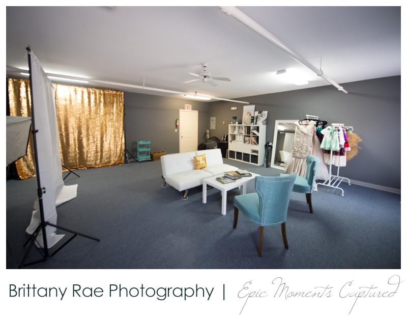 Scarborough Portrait Studio - Full Studio View