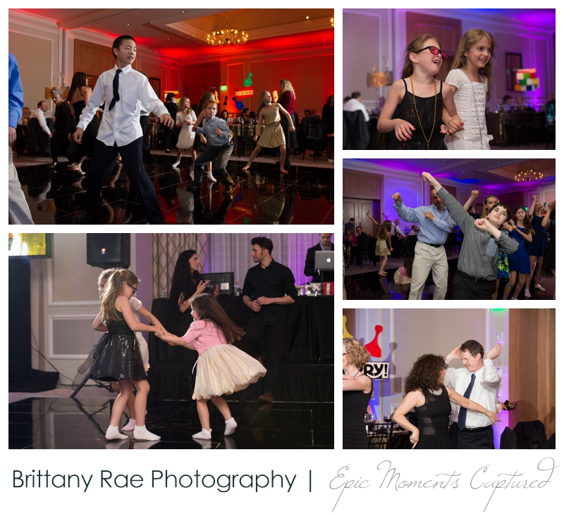 Belmont Country Club Bar Mitzvah - Dancing