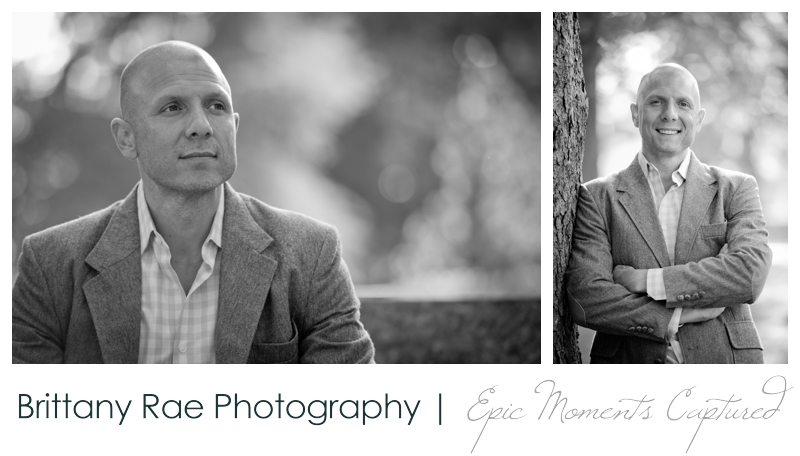 Corporate Headshots Portland Maine - Man's Corporate Portraits Black and White